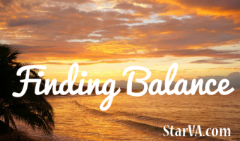 Finding Balance in Your Home and Work Life as a Virtual Assistant