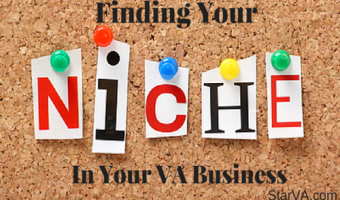 Finding Your Niche in Your Virtual Assistant Business