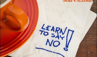 The Benefits of Saying No
