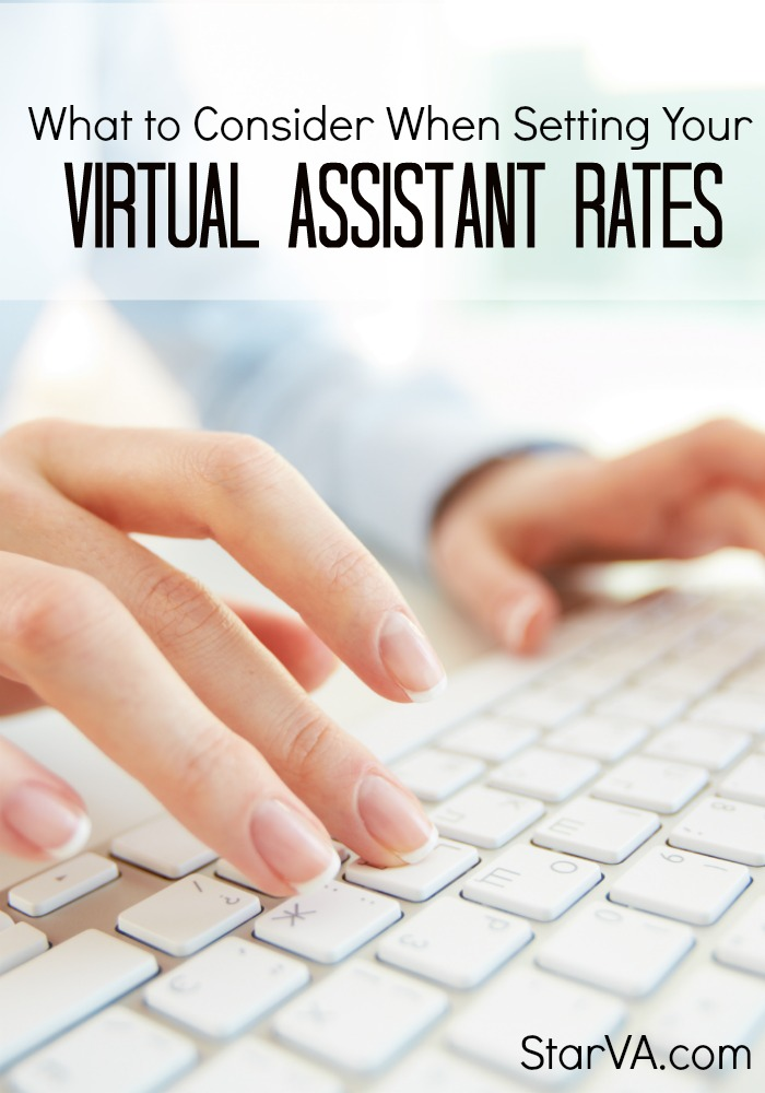 Virtual Assistant Rates