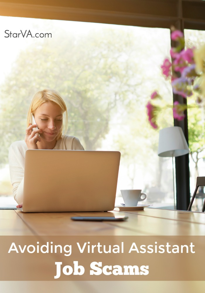 Avoiding Virtual Assistant Job Scams