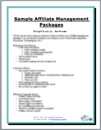 affiliate management services