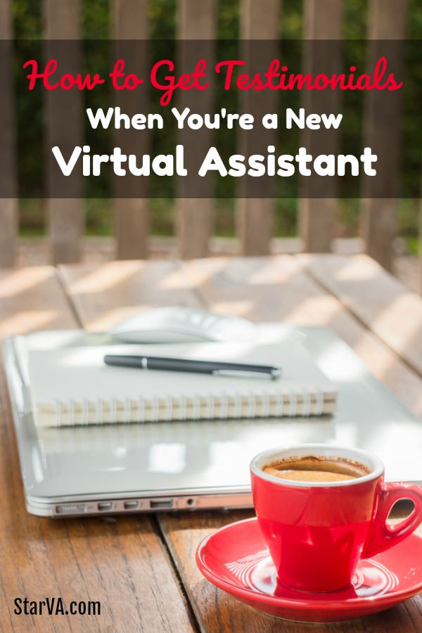 testimonials for new virtual assistant