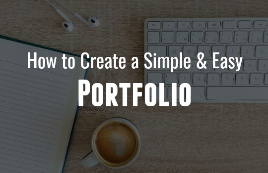 Show Off Your VA Skills: How to Create a Simple and Easy Portfolio